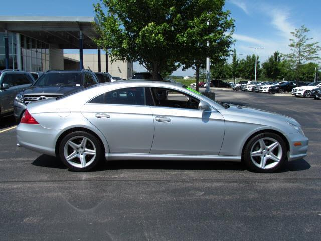 2008 mercedes benz cls cls 550 cls 550 4dr sedan for sale for Mercedes benz of st charles il