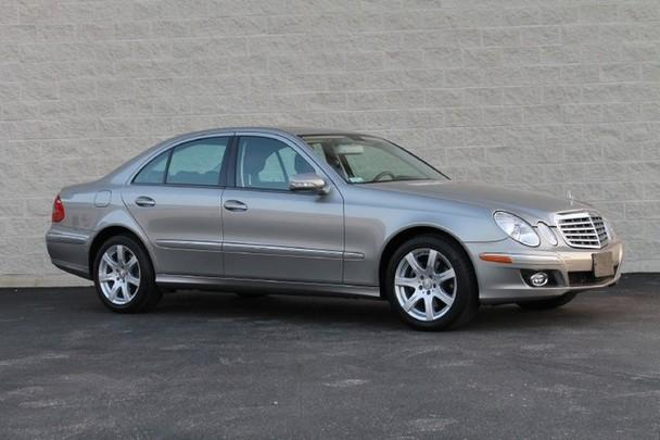 2008 mercedes benz e class 4matic for sale in palatine illinois classified. Black Bedroom Furniture Sets. Home Design Ideas