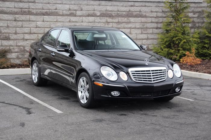 2008 mercedes benz e class awd e350 4matic 4dr sedan for. Black Bedroom Furniture Sets. Home Design Ideas