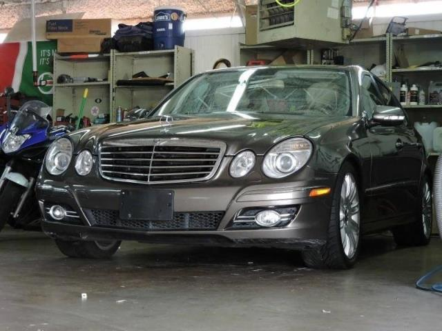 2008 mercedes benz e class e 350 e 350 4dr sedan for sale for Mercedes benz dallas for sale