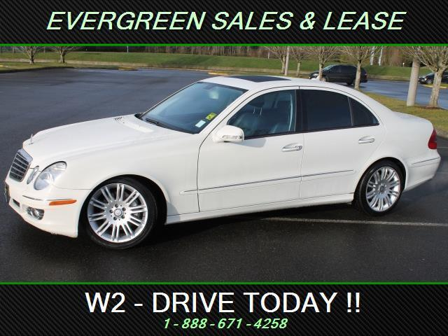 2008 mercedes benz e class e 350 e 350 4dr sedan for sale in auburn washington classified. Black Bedroom Furniture Sets. Home Design Ideas