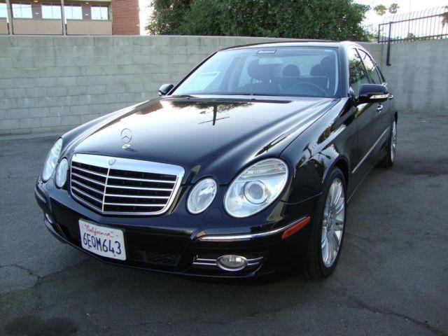 2008 mercedes benz e class e350 luxury for sale in van for Mercedes benz dealer van nuys