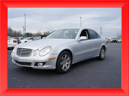 2008 mercedes benz e320 4 dr sedan bluetec for sale in lexington north carolina classified. Black Bedroom Furniture Sets. Home Design Ideas