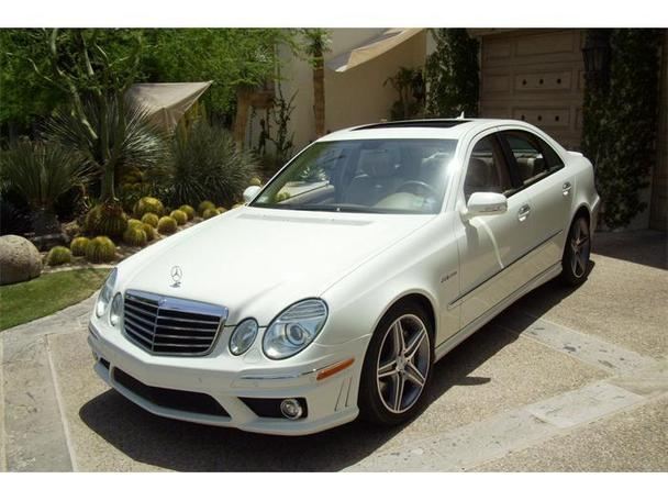 2008 Mercedes Benz E63 For Sale In Orange California