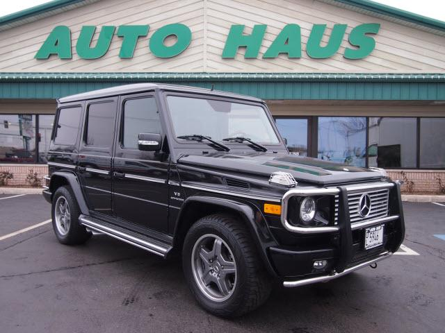 2008 mercedes benz g class awd g55 amg 4matic 4dr suv for. Black Bedroom Furniture Sets. Home Design Ideas
