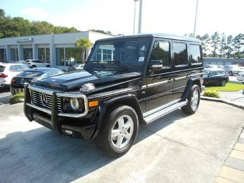 2008 mercedes benz g class suv 4matic 4dr 5 0l for sale in. Black Bedroom Furniture Sets. Home Design Ideas