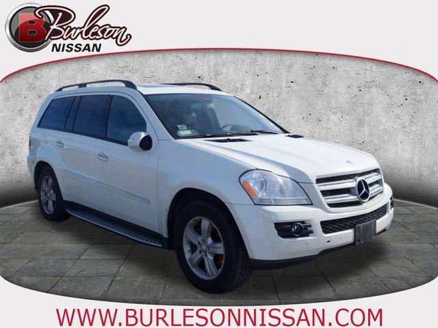 2008 mercedes benz gl class base burleson tx for sale in for Mercedes benz gl class 2008 for sale