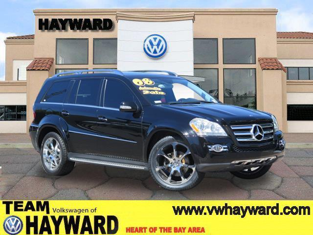 2008 mercedes benz gl class gl 550 4matic awd gl 550 for Mercedes benz suv 2008 for sale