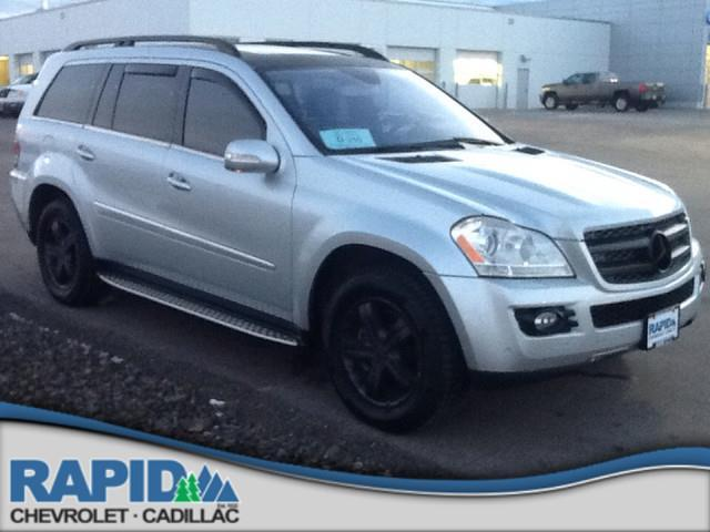 2008 mercedes benz gl class gl450 4matic awd gl450 4matic for Mercedes benz suv 2008 for sale