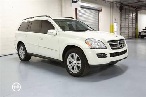 2008 mercedes benz gl class suv gl450 4matic 4dr 4 6l awd for Mercedes benz suv 2008 for sale