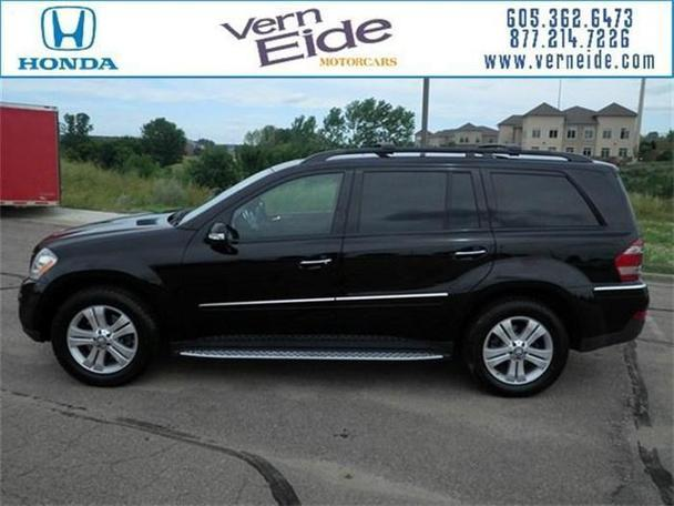 2008 mercedes benz gl450 for sale in sioux falls south dakota classified. Black Bedroom Furniture Sets. Home Design Ideas