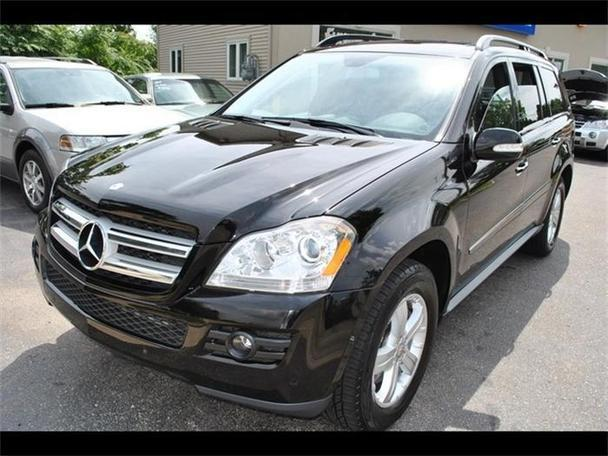 2008 mercedes benz gl450 for sale in flushing michigan