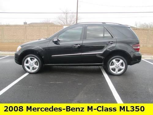 2008 mercedes benz m class 4d sport utility ml350 for sale for 2008 mercedes benz m class ml350
