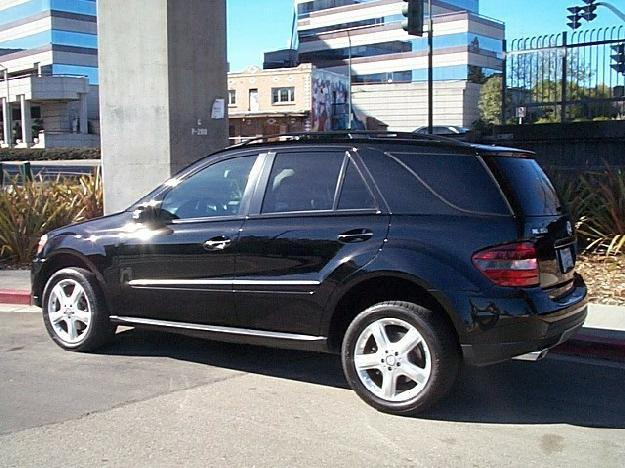 2008 mercedes benz m class 4matic 4dr 3 5l for sale in for Walnut creek mercedes benz