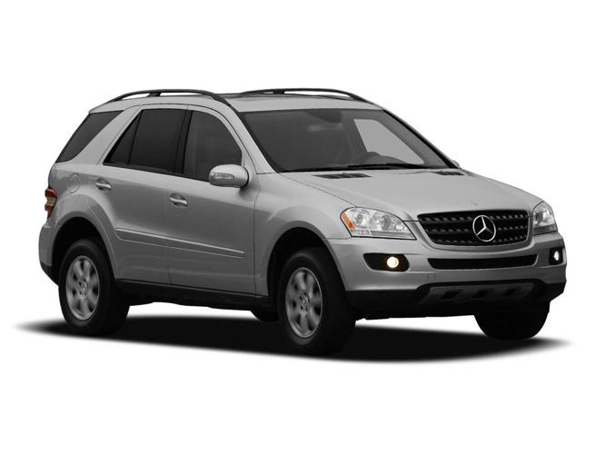 2008 Mercedes-Benz M-Class ML 350 AWD ML 350 4MATIC 4dr