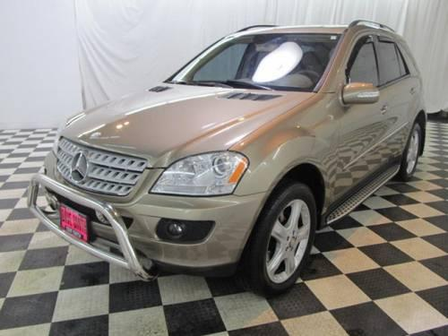 2008 Mercedes Benz M Class Suv Ml350 For Sale In Kellogg