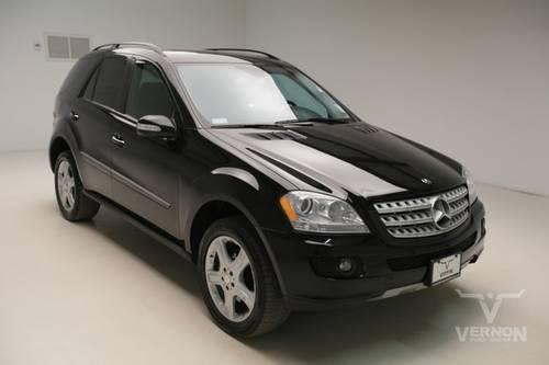 2008 Mercedes Benz M Class Suv Ml350 Awd For Sale In