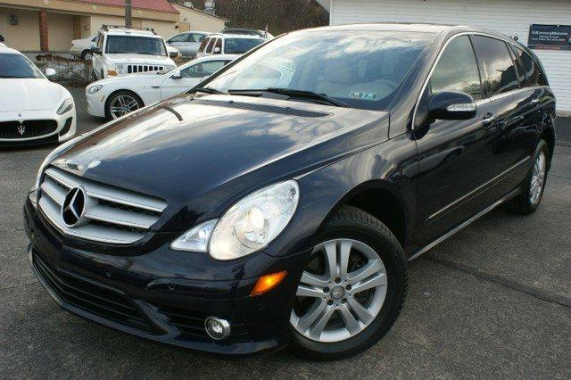 2008 mercedes benz r class awd r350 4matic 4dr wagon for for Mercedes benz r350 2008