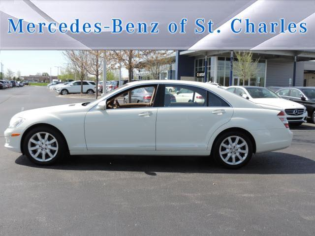 2008 mercedes benz s class s 550 4matic awd s 550 4matic for Mercedes benz st charles il