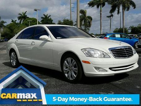 2008 Mercedes-Benz S-Class S 550 S 550 4dr Sedan