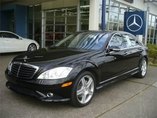 2008 Mercedes Benz S Class S550 4dr Sedan For Sale In