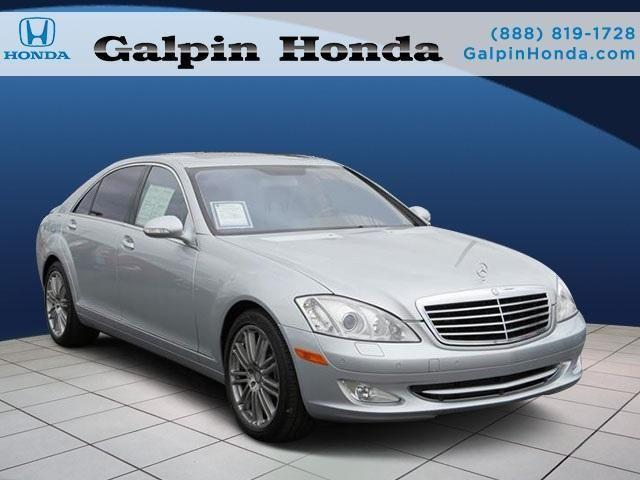 2008 mercedes benz s class s550 4dr sedan s550 for sale in for Mercedes benz 2008 s550 for sale