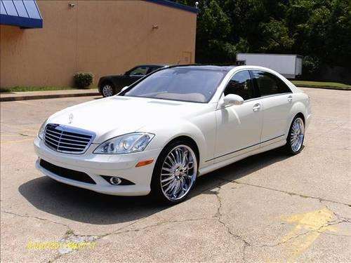 2008 Mercedes Benz S Class S550 For Sale In Memphis