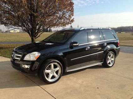 2008 Mercedes Gl320 Cdi For Sale In Lafayette Indiana