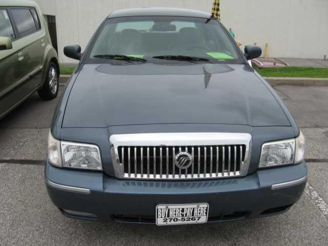 2008 Mercury Grand Marquis LS LS 4dr Sedan