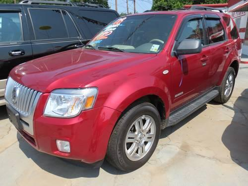 2008 mercury mariner suv maroon 96k mi for sale in. Black Bedroom Furniture Sets. Home Design Ideas