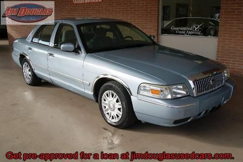 2008 Mercury Marquis Ls Palm Beach Edition For Sale In