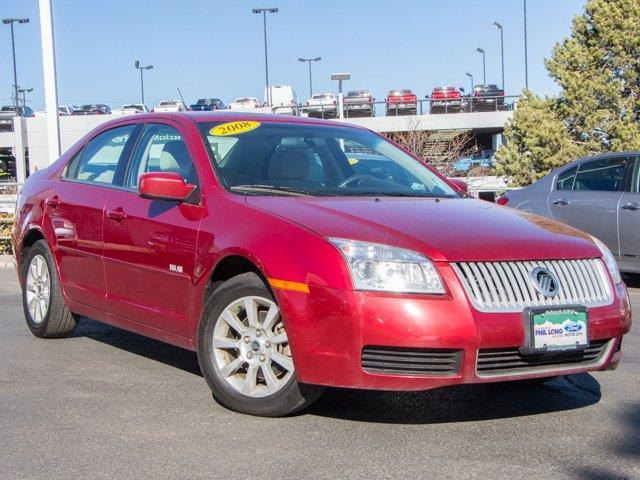 2008 Mercury Milan V6 AWD V6 4dr Sedan