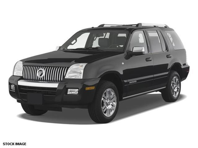 2008 Mercury Mountaineer Premier AWD Premier 4dr SUV V8