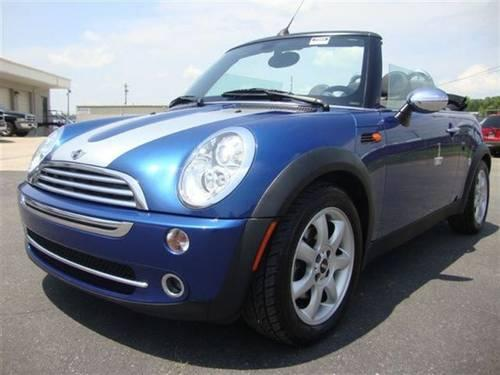 2008 mini cooper convertible 2dr convertible for sale in guthrie north carolina classified. Black Bedroom Furniture Sets. Home Design Ideas