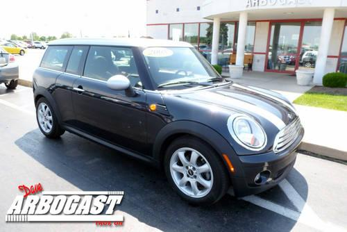 2008 mini cooper hatchback clubman for sale in troy ohio classified. Black Bedroom Furniture Sets. Home Design Ideas