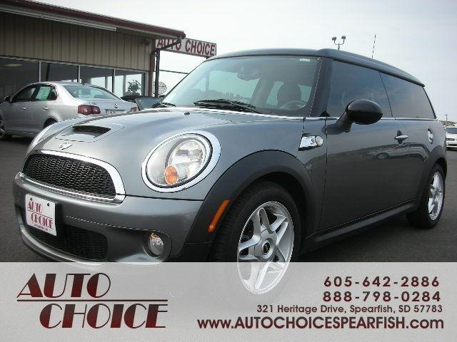 2008 mini cooper s clubman for sale in spearfish south for Spearfish motors spearfish sd