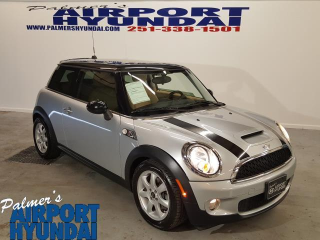 2008 MINI Cooper S S 2dr Hatchback