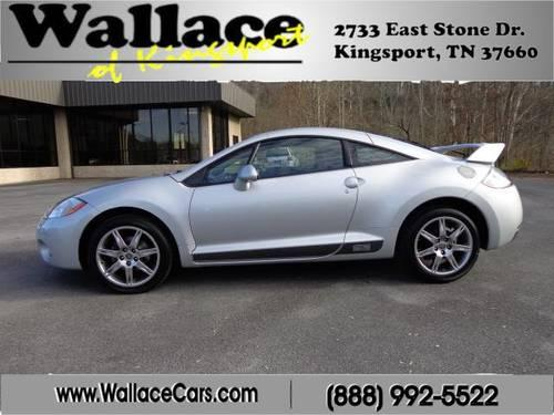 All American Auto Sales Kingsport Tn: 2008 Mitsubishi Eclipse 3 Dr Hatchback GS For Sale In