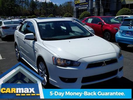 2008 mitsubishi lancer gts gts 4dr sedan 5m for sale in bristol tennessee classified. Black Bedroom Furniture Sets. Home Design Ideas