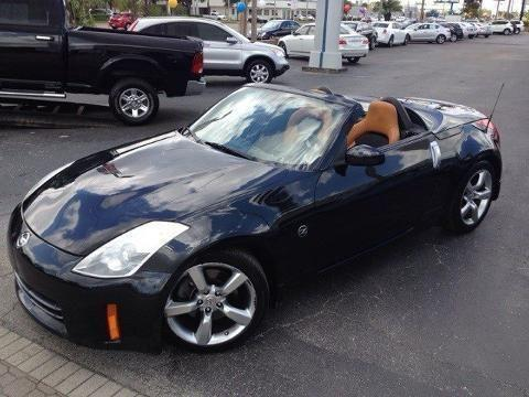 2008 nissan 350z 2 door convertible for sale in tampa florida classified. Black Bedroom Furniture Sets. Home Design Ideas