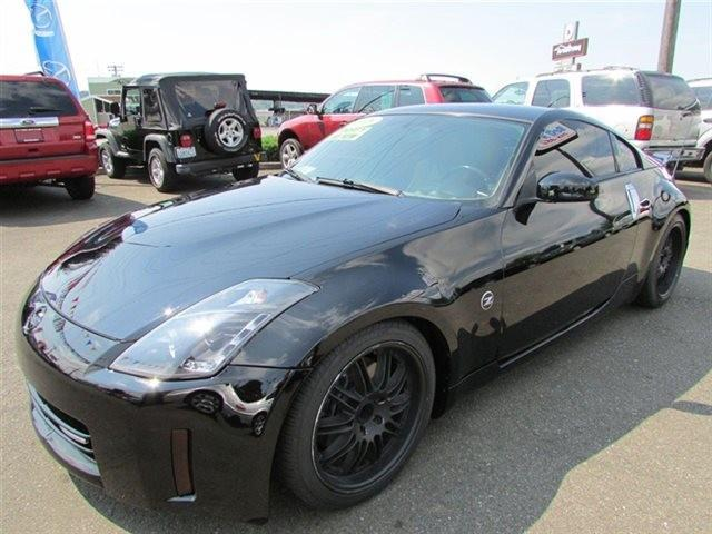 2008 nissan 350z 2dr cpe auto grand touring for sale in kent washington classified. Black Bedroom Furniture Sets. Home Design Ideas
