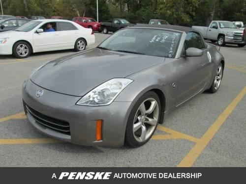 2008 nissan 350z convertible 2dr roadster auto touring convertible for sale in fayetteville. Black Bedroom Furniture Sets. Home Design Ideas