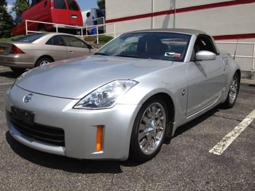 2008 nissan 350z convertible for sale in white plains new york classified. Black Bedroom Furniture Sets. Home Design Ideas