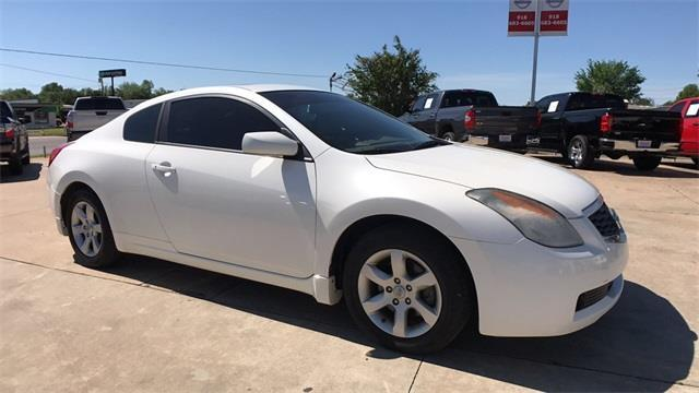 2008 nissan altima 2 5 s 2 5 s 2dr coupe 6m for sale in bacone oklahoma classified. Black Bedroom Furniture Sets. Home Design Ideas