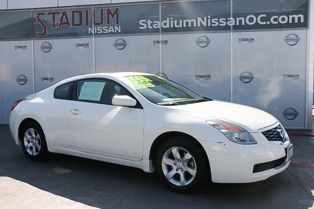 2008 Nissan Altima 2.5 S 2.5 S 2dr Coupe 6M