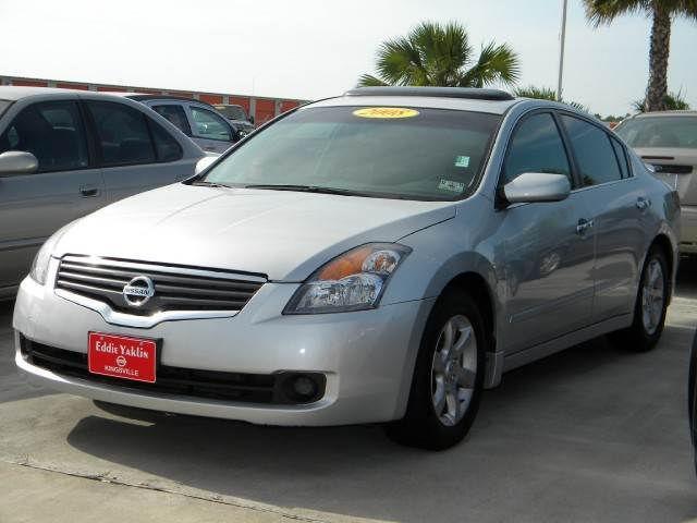 2008 nissan altima 2 5 s for sale in kingsville texas. Black Bedroom Furniture Sets. Home Design Ideas