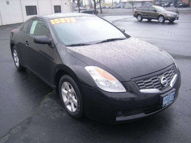 2008 nissan altima 2dr coupe 2 5 s for sale in medford oregon classified. Black Bedroom Furniture Sets. Home Design Ideas