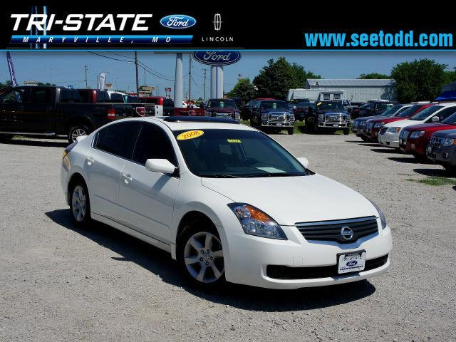 2008 nissan altima 3 5 sl for sale in maryville missouri classified. Black Bedroom Furniture Sets. Home Design Ideas