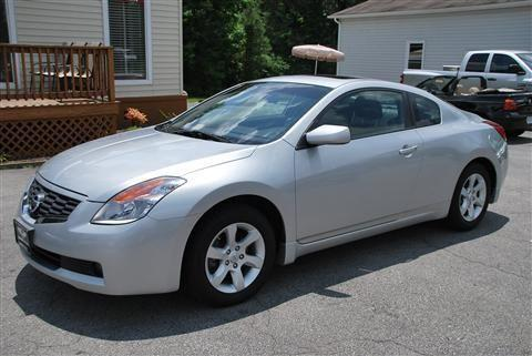 2008 nissan altima coupe 2 5 s coupe 2d for sale in south. Black Bedroom Furniture Sets. Home Design Ideas