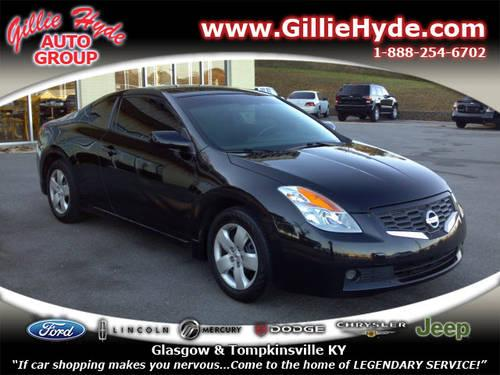 2008 nissan altima coupe s for sale in dry fork kentucky. Black Bedroom Furniture Sets. Home Design Ideas